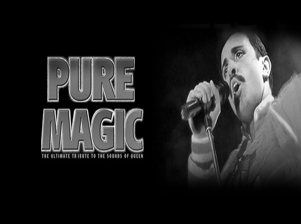 Pure Magic - Freddie Mercury Tribute Act - Henderson Management